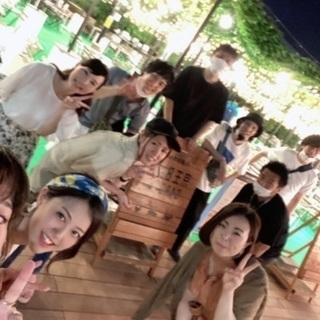 【東京都20代メイン友達作り】スポーツ、花見、BBQ、イベント