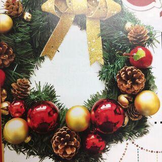★限定8名様→残席4名様★クリスマスリース作り★