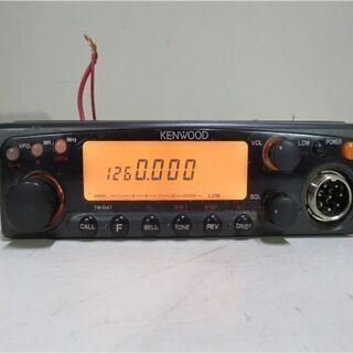 商談中 KENWOOD ケンウッド アマチュア無線 120…