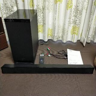 SONY ホームシアターシステム HT-CT150