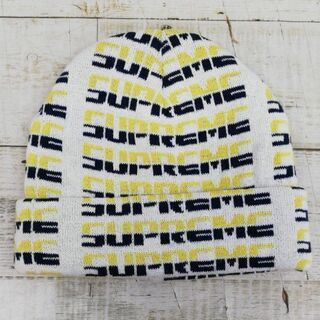supreme 07-84 17AW Repeat Beanie...