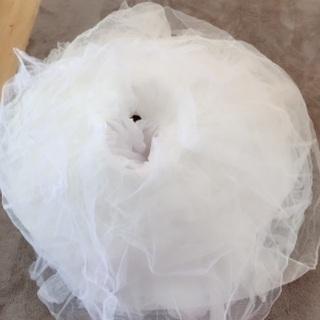 【ネット決済】ドレス パニエ