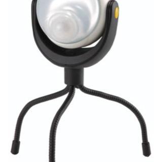 センサーライト ritex 照明 三脚 マグネット