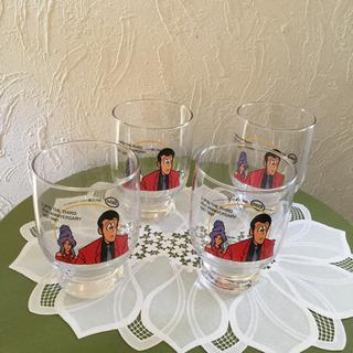 ルパン三世  ガラスコップ  コップ  30thアニバーサリー ...