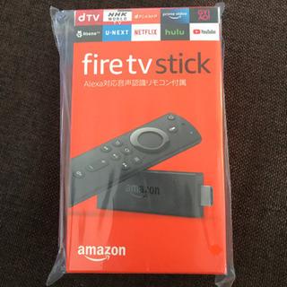 fire TV stick 第2世代 未使用品