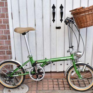 折畳自転車 PANTONE UNIVERSE FDB166…