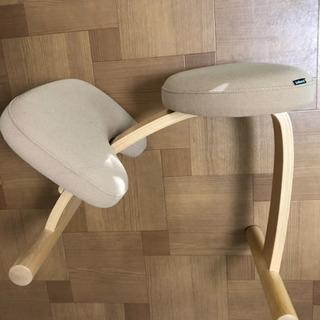 椅子 バランスチェアー