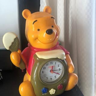 クマのプーさん 時計