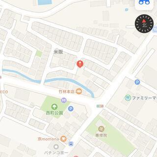 月極駐車場 京都府宇治市宇治米坂 『敷金礼金0円!』