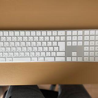【早いもの勝ち!! 中古】Magic Keyboard(テンキー...