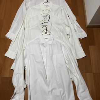 グローバルワーク L 白シャツ