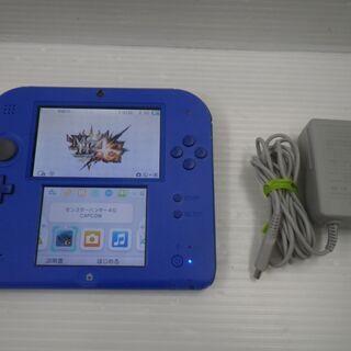 ニンテンドー2DS ブルー 本体 動作品  Nintendo 任天堂