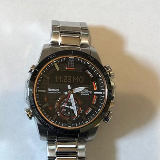 CASIO  腕時計エディフィス