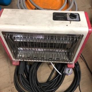 キシデン溶接機と電気ストーブ 値下げしました。