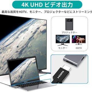 【新品・未使用】MacBook Pro 7in1ハブ − 東京都