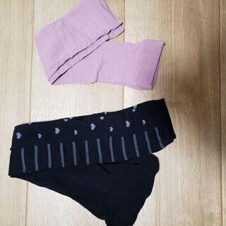 オーバーパンツ(S~M)、靴下、短めタイツ、子ども短めタイツお譲り先が決まりました。 − 東京都