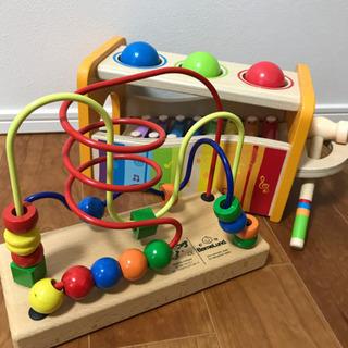 ボーネルンド、Hape 知育玩具セット