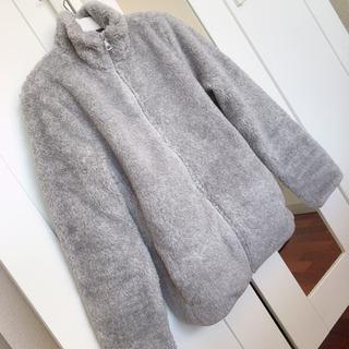 UNIQLO 暖かボアジャケット