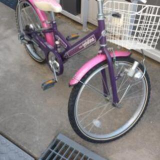 子供用自転車22インチ