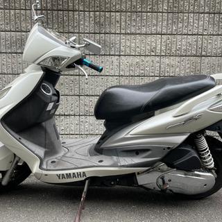 【訳あり】ヤマハ シグナスXSR 124cc 10332k…
