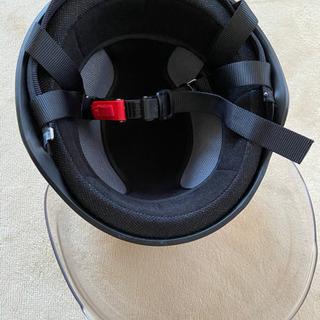 ヘルメット 原付 自動二輪 125cc以下用 CROSS CR-760 - 売ります・あげます
