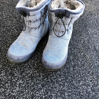女性用 冬用ホーキンススポーツブーツ