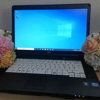 ノートパソコン 富士通 LifeBook A572/F E CP...