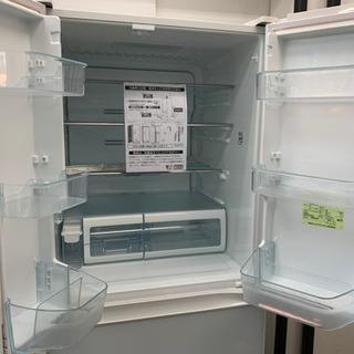TOSHIBA製★大型冷蔵庫★1年間保証付き★近隣配送可能 - 春日井市