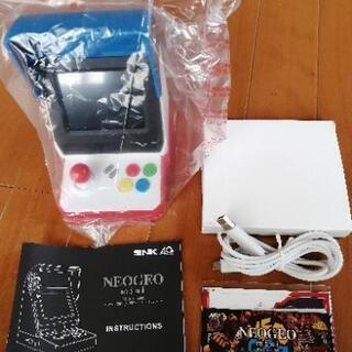 NEOGEO mini  ネオジオ ミニ ほぼ新品 *送料無料*