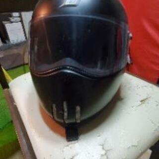 フルフェイスヘルメット売ります。