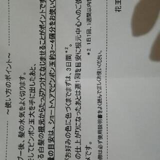 リライズ白髪用髪色サーバー - コスメ/ヘルスケア