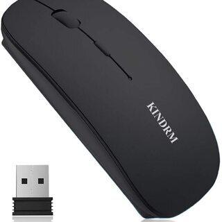【新品・未使用】Bluetooth対応マウス(ブラック)