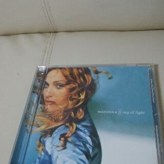 【CD】マドンナ『ray of light』(輸入盤)