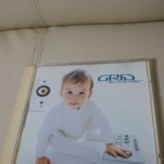 【CD】The Grid『EVOLVER』(輸入盤)
