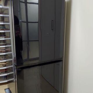 【取りに来られる方限定】三菱 2ドア冷蔵庫(2012年製、146L)