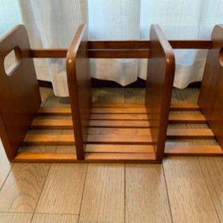伸縮式 本立て 本棚