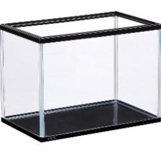 水槽(ガラス又はプラスチック)をください