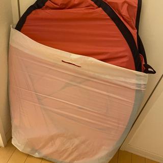 折りたたみテント
