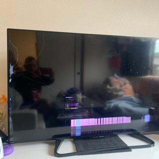 シャープ 50インチ テレビ