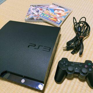 【お子様】PS3本体、コントローラー、ソフト【すぐ遊べます】