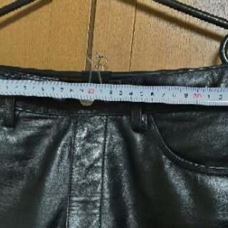 AVIREX 革パンツ 32インチ − 北海道