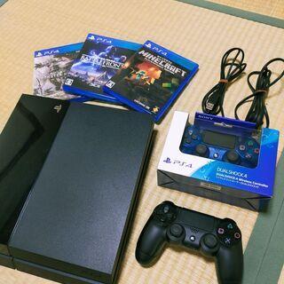 ※既に多数お問い合わせ有り【お子様】PS4本体、コントローラー、...