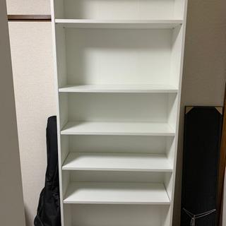IKEA 本棚 BILLY ビリー  ホワイト