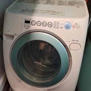 パナソニック ドラム式洗濯機