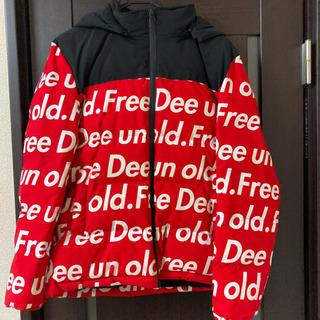 【ネット決済・配送可】安セール『FreeDee』ダウンジャケット
