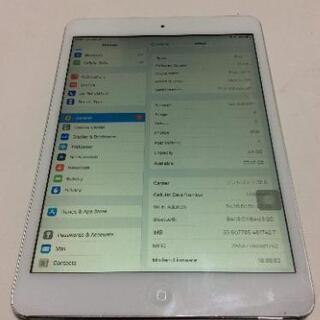 【ネット決済】Ipad Mini 2 64gb シムフリー