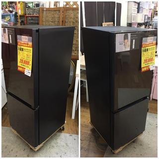 S166★6ヶ月保証★2ドア冷蔵庫★Hisense HR-G1501 2017年製⭐動作確認済⭐クリーニング済 - 売ります・あげます