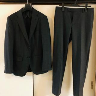 【ネット決済・配送可】スーツ 上下セット
