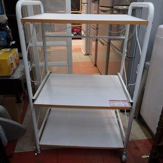 キッチン収納 キッチンワゴン キッチンラック 幅60 高さ…