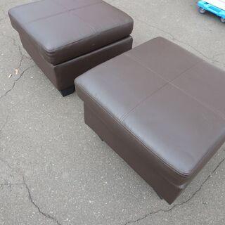 スツール 座椅子 ペア  幅56 高さ38 奥行56cm - 札幌市